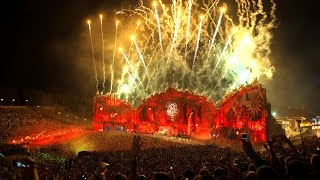 Dimitri Vegas & Like Mike - Live At Tomorrowland 2014 - ( FULL Mainstage Set HD )