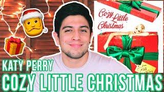 Cozy Little Christmas - Katy Perry | REACCIÓN