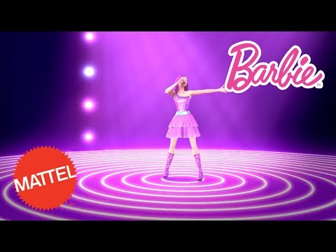 Princess & The Popstar Official Music Video  | Barbie | Mattel