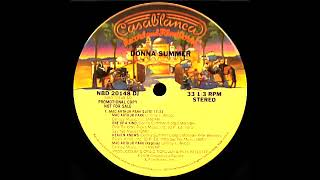 Donna Summer   MacArthur Park Suite Casablanca Records 1977
