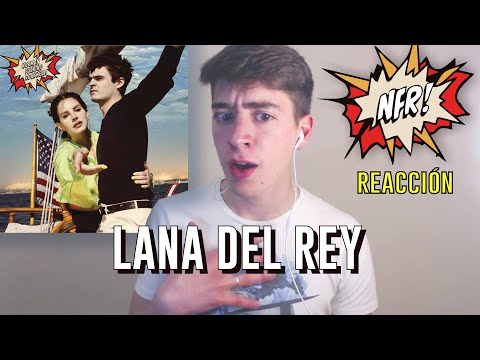Lana del Rey - Norman fucking Rowckwell (Album) | REACCIÓN / REACTION