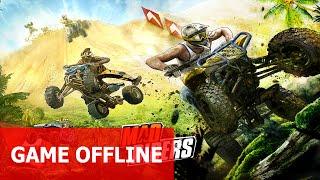 Game đua xe địa hình 3D hay nhất cho PC (Mad Riders)