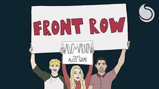 VALNTN & 5ALVO Ft. Alice Gray - Front Row (Official Audio)