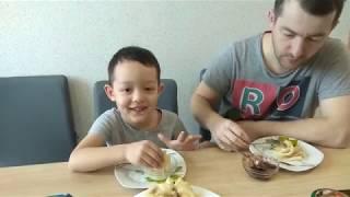 🇺🇦 Bữa Sáng Ở Ukraina, Bánh Xèo Ngọt, Cuộc Sống Ukraina, Vợ Việt Chồng Tây