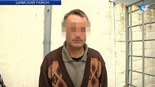 В Новгородской области сотрудники полиции задержали подозреваемого в нападении на пожилых женщин
