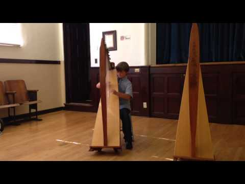 "My student Aidan performing ""Demons"" by Imagine Dragons"