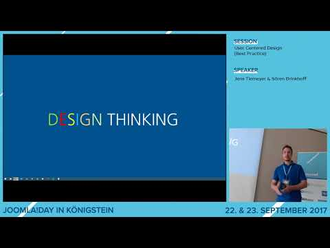 JD17DE - User-Centered Design (Best Practice)