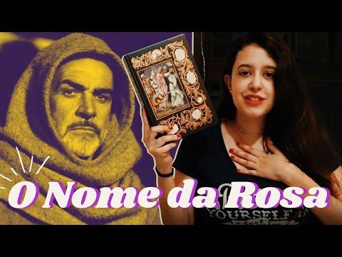 O NOME DA ROSA, de Umberto Eco   RESENHA
