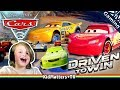 CARS 3 Driven to Win Gameplay TRAGEN VS