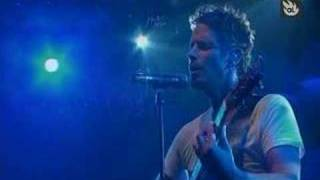 Chris Cornell - BLACK HOLE SUN LIVE