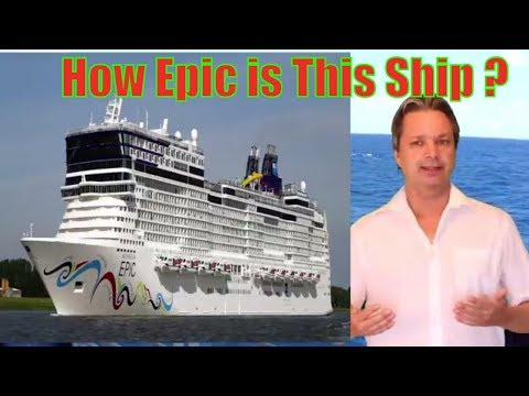 Norwegian Epic cruise ship  –  Norwegian Epic review