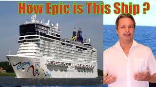 Norwegian Epic cruise ship  -  Norwegian Epic review