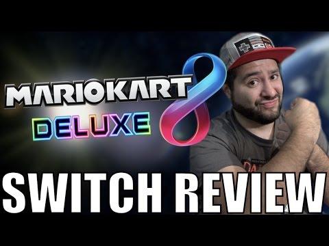 Download Mario Kart 8 Deluxe Nintendo Switch Review 8 Bit