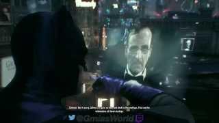 Batman: Arkham Knight Walkthrough -- How To Escape Penguins Hideout