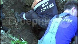Двое мужчин оказались погребены заживо в Комсомольске-на-Амуре.MestoproTV