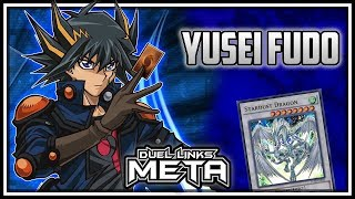 Yusei Fudo Character Overview! How to Farm! 5 Days of 5Ds! [Yu-Gi-Oh! Duel Links]