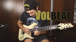 Volbeat   Cheapside Sloggers Guitar Cover NEW SONG 2019