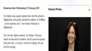Kim Barker Exposed Lust of Nawaz Sharif for Girl Friends