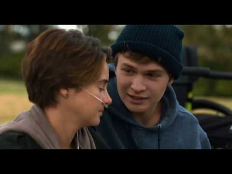 The Fault In Our Stars - Oblivion scene