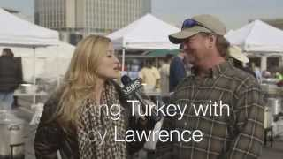 Tracy Lawrence Shares His Deep Fried Turkey Secrets // Nashville, TN // Country Outfitter