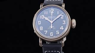 """Pilot Collection - """"Extra Special - 40mm"""" by Zenith"""