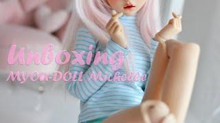 BJD Unboxing ~ MYOU-Doll Michelle