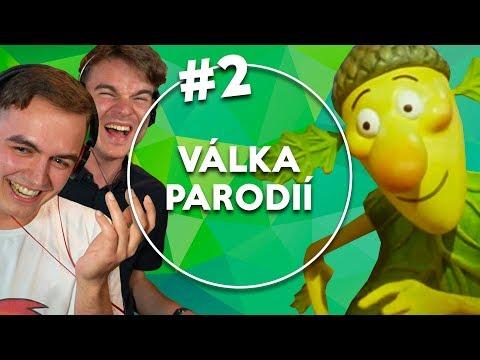 DUBÍNEK! (parodie) | Válka parodií #2 w/Smusa | KOVY