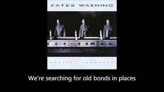 Fates Warning - Through Different Eyes (Lyrics)