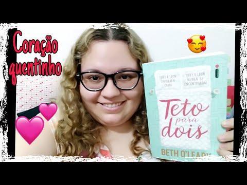 Teto para Dois | Resenha | Primeiro livro de Beth O'Leary | coração quentinho | Sonhos e Livros