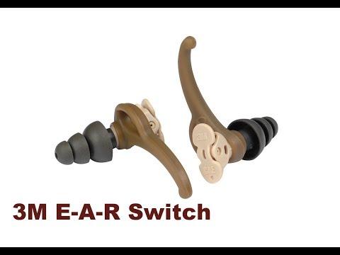 3M E-A-R Switch Gehörschutzstöpsel