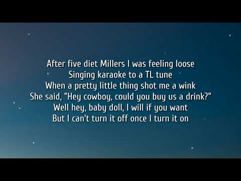 Luke Combs - 1, 2, Many (feat. Brooks and Dunn)(with lyrics)