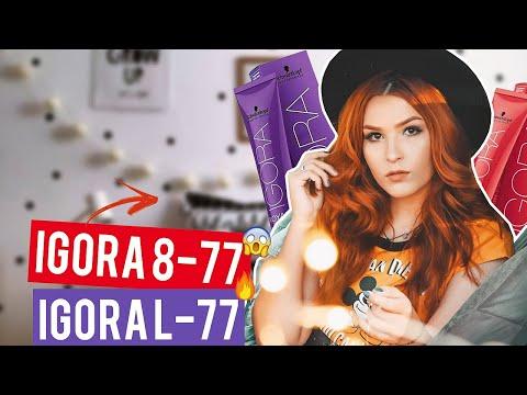 IGORA 8-77 + L-77   GOSTEI DO RESULTADO?