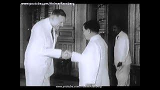 August26,1963-U.S.AmbassadorHenryCabotLodgeJr.meetsPresidentNgoDinhDiem