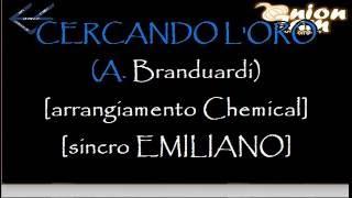 Cercando l'oro - Angelo Branduardi - KARAOKE