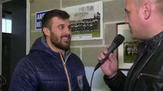 Intervista a James Ambrosini - apertura del San Dona'