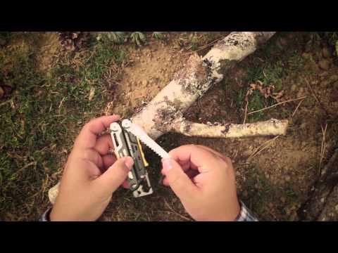 Leatherman SIGNAL - multifogó + tok videó