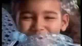 Bubble Angel Barbie commercial from the 90s (Dutch)