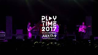 The Fin live at Playtime Festival 2017