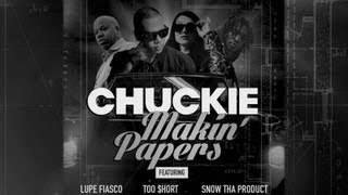 Chuckie - Makin' Papers [Official Audio]