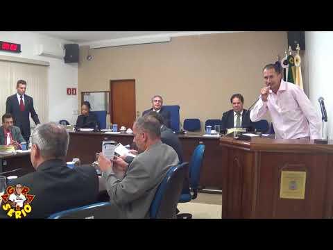 Renato Manico recebe homenagem na Câmara municipal de Juquitiba