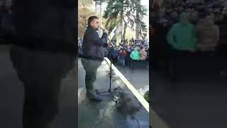 Авто-Евро-Сила: протест под ВР