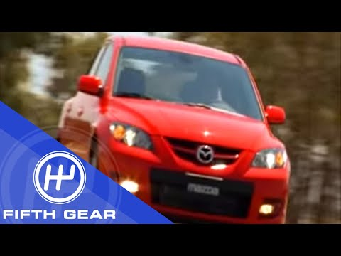 Fifth Gear: Mazda 3 MPS Hot Hatch
