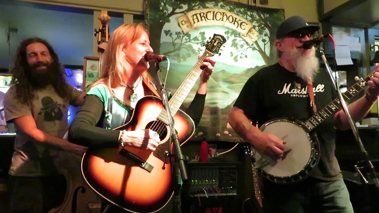 Hire Robin Roberts Billie Preston Acoustic Band In Wichita Kansas
