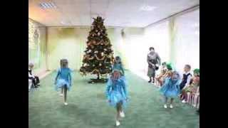 """Танец """"Звездочек"""""""