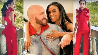 Don't Come For My Fiancé: Michelle Williams & Chad Johnson Talks Faith Family Love Marriage...
