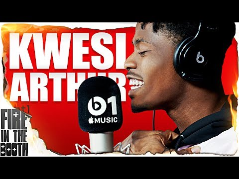 VIDEO: Kwesi Arthur – Fire In The Booth (Freestyle)