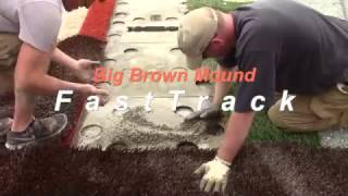 Big Brown Mound - The Softball Fast Track (HD)
