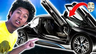 Trapped in $150,000 Car the Hackers Challenge! Chad Wild Clay