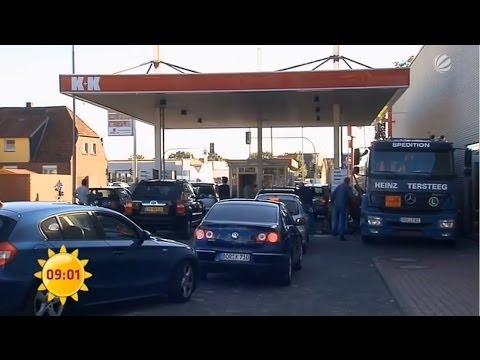 Die Preise für das Benzin in ukraine für den August