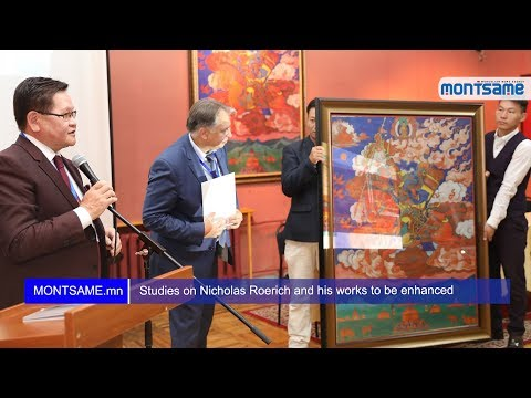 Studies on Nicholas Roerich and his works to be enhanced